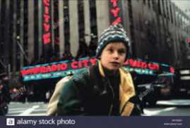 Kevin Allein in New York 1992